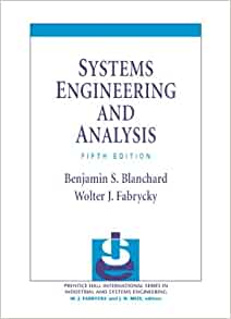 Wikipedia:WikiProject Systems/List of systems engineering books