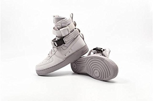 Nike Womens SF Air Force 1 Boots Vast Grey/Atmosphere Grey 857872-003 Size 10.5 by NIKE (Image #2)