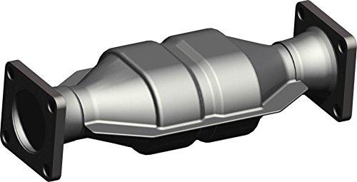 DE8000 EEC Exhaust Catalytic Converter with fitting kit: