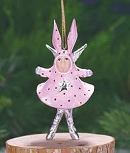 Amazon.com: Patience Brewster Krinkles Mini Pandora Bunny ...