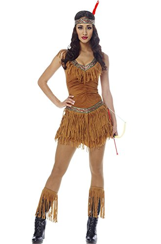 Sexy Native American Maiden Costume