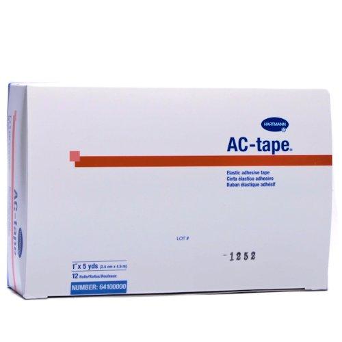 Ac Tape Elastic Medical Adhesive Tape 1 X 5 ()