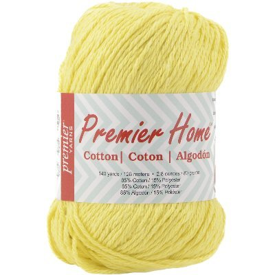 Premier Yarns Solid Home Cotton Yarn, ()