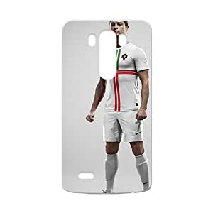 Custom CR7 Football Player Cristiano Ronald Case Cover for LG G3