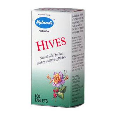Hylands Hives - 100 Tablets