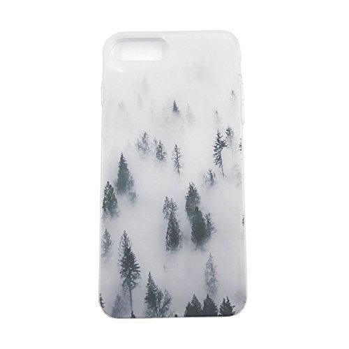 iphone-7-plus-soft-tpu-phone-case-forrest-fog-skin-kase