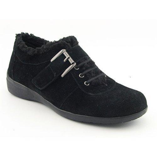 EASY SPIRIT Idris Black Sneakers Shoes Womens SZ 8 7bXCBNuEf