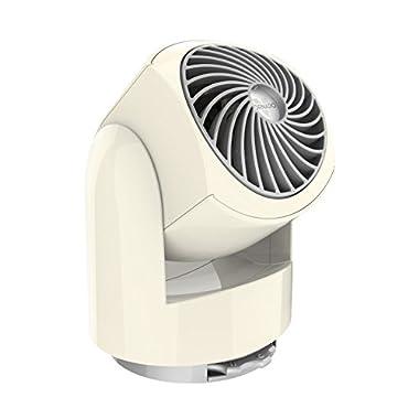 Vornado Flippi V6 Personal Air Circulator, Vintage White