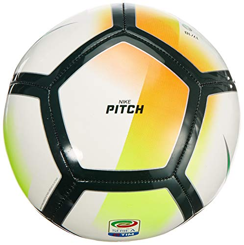 Serie A Pitch Football - White/Green