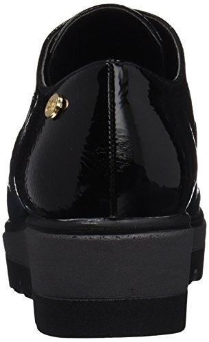 Donna Black Stringate Oxford Black Nero XTI 047290 Scarpe vw7IqI