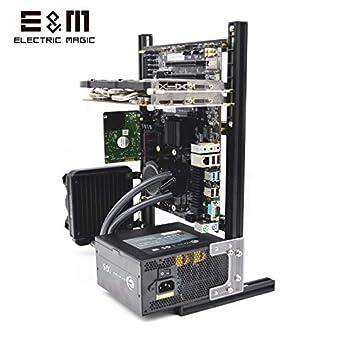 Amazon.com: Mini ITX MATX ATX PC banco de pruebas de ...