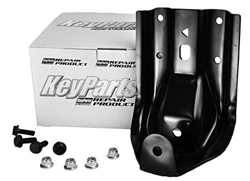 Rear Spring Hanger Kit (88-98 Chevy 4x4 Rear Leaf Spring Hanger Kit KPR0006 KPR6)