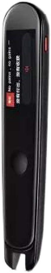 携帯翻訳機 辞書翻訳ペン2.0翻訳者WIFI接続オフライン使用ボタンとタッチスクリーン操作 多言語翻訳 (色 : 銀, サイズ : 143.45x30.3x13.2mm)
