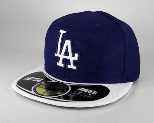 Dodgers Spring Training (MLB Los Angeles Dodgers Diamond Era 59Fifty Baseball Cap,Los Angeles Dodgers,7.5)