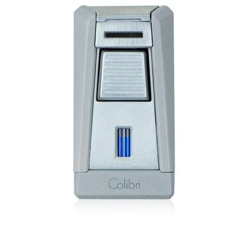Colibri Stealth 1 Lighter Silver
