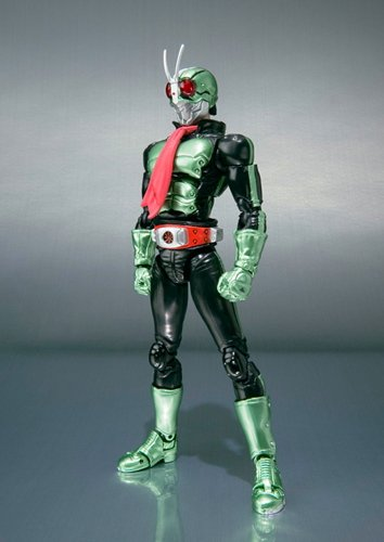 S.H.フィギュアーツ 仮面ライダー2号 (THE FIRST)の商品画像