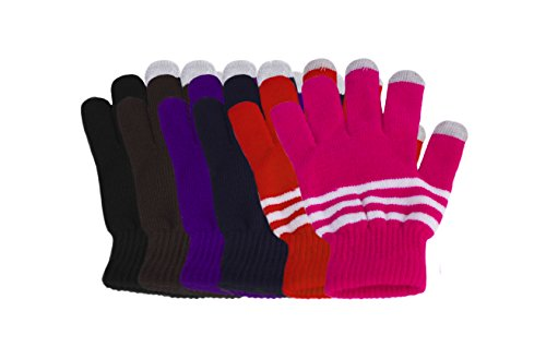 Pack Texting Gloves Women Assorted product image