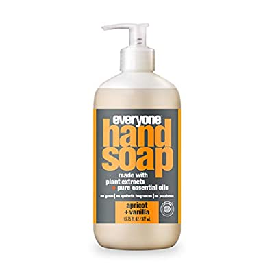 Everyone Hand Soap with Natural Botanical Ingredients and Essential Oils