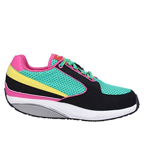 MBT Sneakers Mujer 37 EU Multicolore Textil / Nabuk