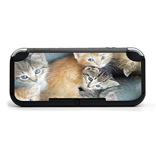 MIGHTY SKINS MightySkins Skin Compatible with Nintendo Switch Lite - Kittens | Protective, Durable, and Unique Vinyl Decal Wrap Cover | Easy to Apply, Remove, and Change Styles | Made in The USA