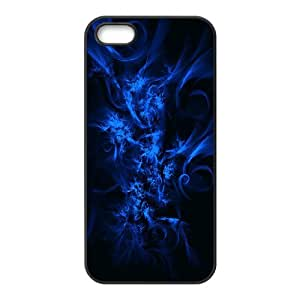 Durable Material Phone Case With Abstract Image On The Back For iPhone 5,5S