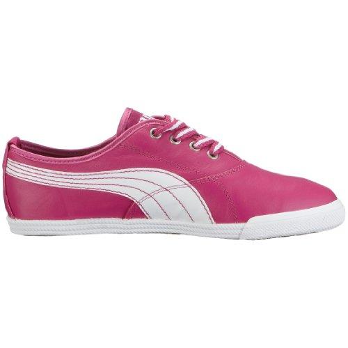 Puma Crete Lo Dames Lederen Sneakers / Schoenen - Zeer Bes