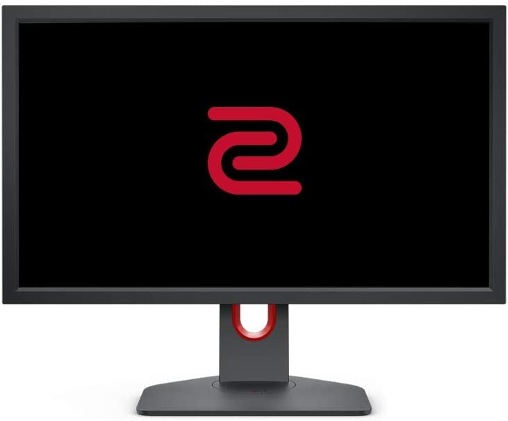 BenQ Zowie XL2411K 24 Inch 144Hz Gaming Monitor   1080P   Smaller Base   Ergonomic Stand   XL Setting to Share   Customizable Quick Menu   DyAc   120Hz Compatible for PS5 and Xbox series X