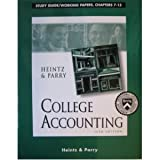 College Accounting : Chapters 1-15 with Working Papers, Heintz and Parry, 0538886021