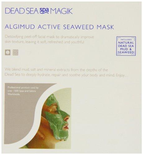 (Dead Sea Algimud Active Seaweed Face Mask 25g )