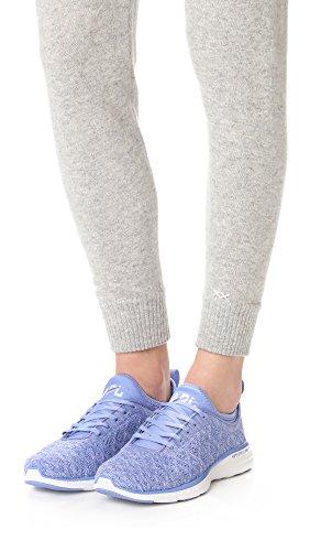 Apl: Atletische Voortstuwingslabs Vrouwen Techloom Phantom Sneakers Schemering Paars