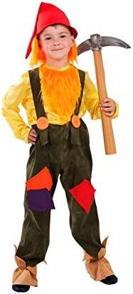 DISBACANAL Disfraz Enanito para niño - -, 4 años: Amazon.es ...