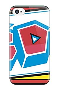 Awesome Design Dig Dug Hard Case Cover For ipod Tuoch5