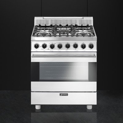 3.55 Cu. Ft. Gas Range Color: White
