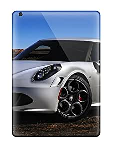 Elliot D. Stewart's Shop Hot New Tpu Hard Case Premium Ipad Air Skin Case Cover(alfa Romeo 4c) 2774475K86650552