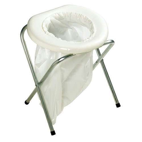 Stansport 271 Portable Folding Camp or Travel Toilet