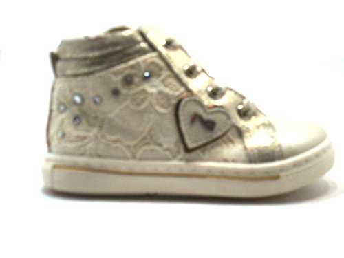 Nero Gymnastique de Sneaker Chaussures Bimba Giardini P621413f fille Junior wgxHCwqAZ