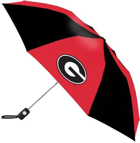 NCAA Georgia Bulldogs Automatic Folding (Bulldogs Umbrella)