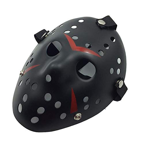 PLAYER-C Jason Vs Friday The 13Th Horror Hockey Cosplay Costume Halloween Killer Masquerade Mask Halloween Mask Action Figure Toys ()
