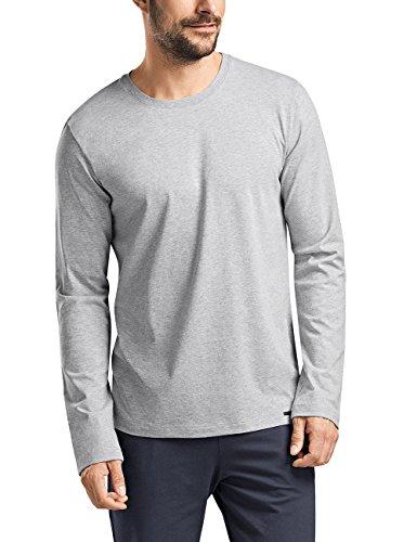 Longues shirt T Homme Melange 1036 Gris Hanro grey Manches tawS4