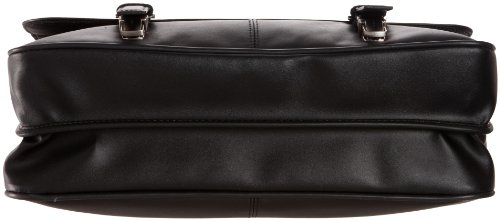 Kenneth Cole Reaction 524975 Luggage A Brief History Portfolio, Black, One Size by Kenneth Cole REACTION (Image #3)