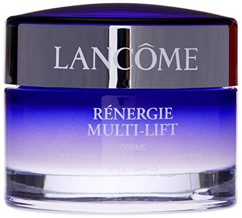 Lancaster Renergie Multi-Lift SPF 15 Redefining Lifting Cream for Unisex All Skin Types, 1.7 Ounce ()