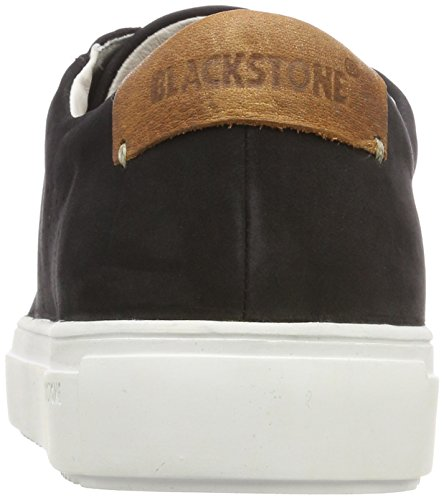 Sneaker Black Nero Uomo Blackstone Pm63 black 1Xqtw5