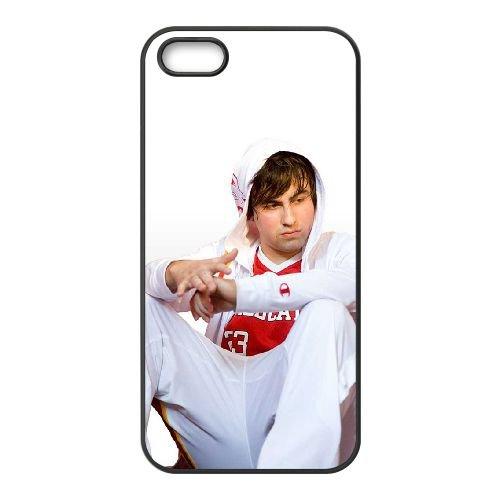 High School Musical 3 11 coque iPhone 5 5S cellulaire cas coque de téléphone cas téléphone cellulaire noir couvercle EOKXLLNCD24366