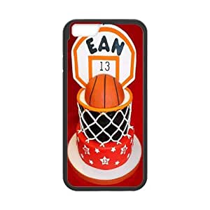 "Clzpg Customized Iphone6 4.7"" Case - Basketball shell phone case"