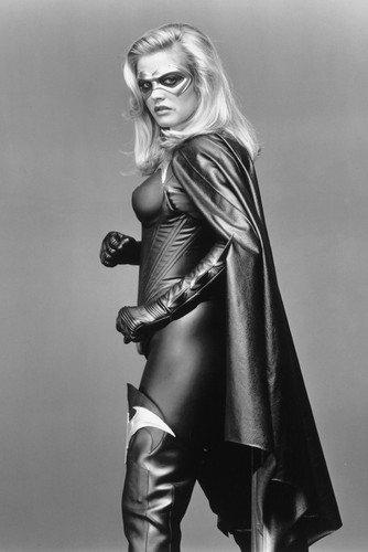 [Batman Robin Alicia Silverstone Poster Batgirl Costume] (Batman And Robin Movie Costumes)