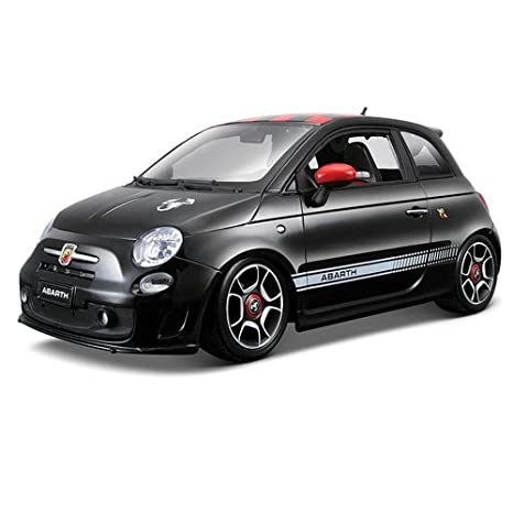 Bburago 1 18 Abarth 500 Toy Colors Vary