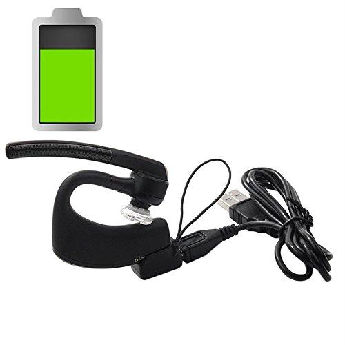 Baynne Bluetooth Headset USB Cable Charging Cradle for Plantronics Voyager Legend ()