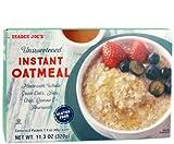 Trader Joe's Oatmeals