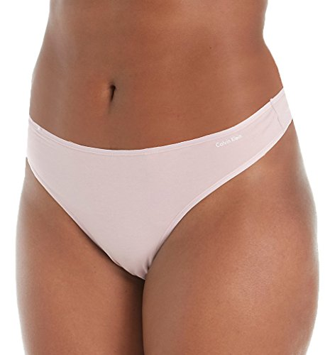 Calvin Klein Plus Size Form Thong, Connected, 1X