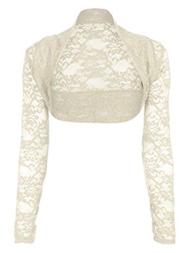Zaif & Hari - Camisas - para mujer crema